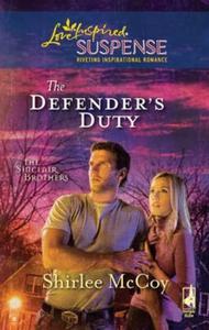 The defender's duty (ebok) av Shirlee McCoy