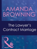 The lawyer's contract marriage