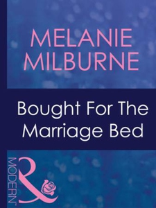 Bought for the marriage bed (ebok) av Melanie