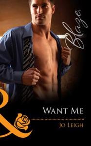 Want me (ebok) av Jo Leigh
