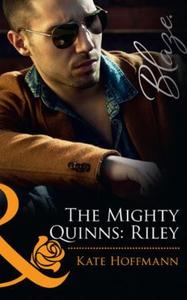 The mighty quinns: riley (ebok) av Kate Hoffm