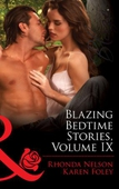 Blazing bedtime stories, volume ix