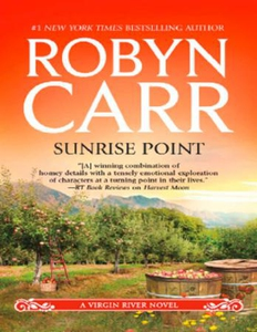 Sunrise point (ebok) av Robyn Carr