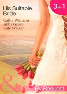 His suitable bride (ebok) av Cathy Williams,