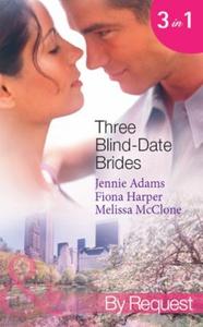 Three blind-date brides (ebok) av Jennie Adam