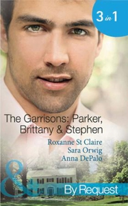 The garrisons: parker, brittany & stephen (eb