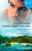 The garrisons: cassie, adam & brooke