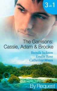 The garrisons: cassie, adam & brooke (ebok) a