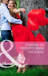 Courting his favourite nurse (ebok) av Lynne