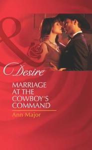 Marriage at the cowboy's command (ebok) av An