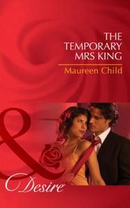 The temporary mrs king (ebok) av Maureen Chil
