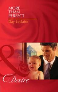 More than perfect (ebok) av Day Leclaire