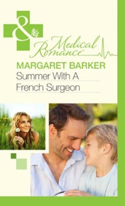 Summer with a french surgeon (ebok) av Margar