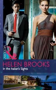 In the italian's sights (ebok) av Helen Brook
