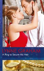 A ring to secure his heir (ebok) av Lynne Gra
