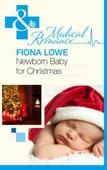 Newborn Baby For Christmas