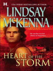 Heart of the storm (ebok) av Lindsay McKenna