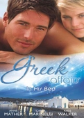 Greek affairs: in his bed