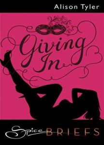 Giving in (ebok) av Alison Tyler