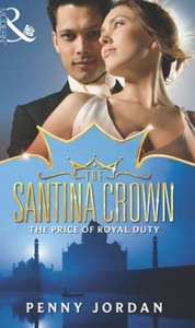 The santina crown collection (ebok) av Penny