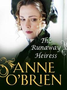The Runaway Heiress (ebok) av Anne O'Brien