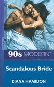 Scandalous bride