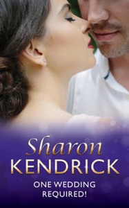 One wedding required! (ebok) av Sharon Kendri