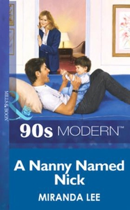 A nanny named nick (ebok) av Miranda Lee