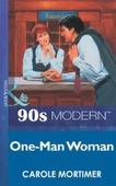 One-man woman