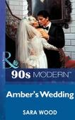 Amber's wedding