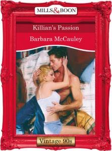 Killian's passion (ebok) av Barbara McCauley