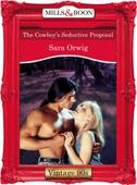 The cowboy's seductive proposal