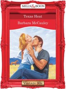 Texas heat (ebok) av Barbara McCauley