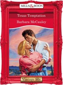 Texas temptation (ebok) av Barbara McCauley