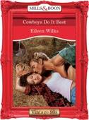Cowboys do it best