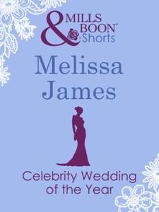 Celebrity wedding of the year (ebok) av Melis