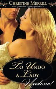 To undo a lady (ebok) av Christine Merrill