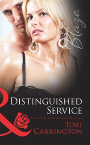 Distinguished service (ebok) av Tori Carringt
