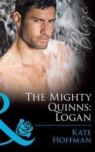 The mighty quinns: logan (ebok) av Kate Hoffm
