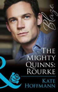 The mighty quinns: rourke (ebok) av Kate Hoff