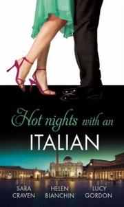 Hot nights with...the italian (ebok) av Sara