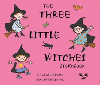 Early Reader: The Three Little Witches Storybook