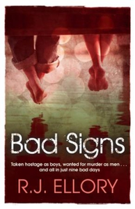 Bad Signs (ebok) av R.J. Ellory