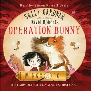 Operation Bunny (lydbok) av Sally Gardner, Uk