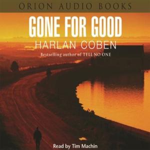 Gone for Good (lydbok) av Harlan Coben, Ukjen