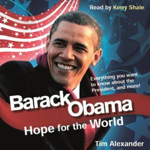 Barack Obama (lydbok) av Tim Alexander