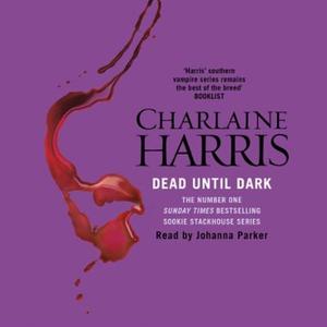 Dead Until Dark (lydbok) av Charlaine Harris,