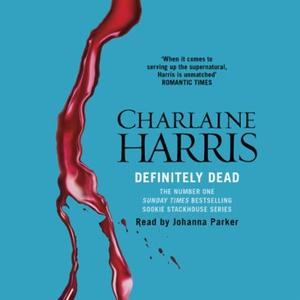 Definitely Dead (lydbok) av Charlaine Harris,