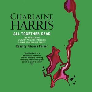 All Together Dead (lydbok) av Charlaine Harri
