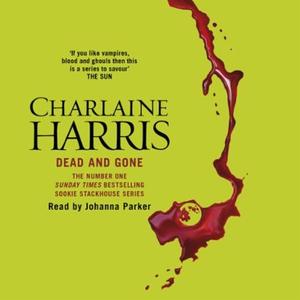 Dead and Gone (lydbok) av Charlaine Harris, U